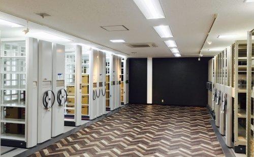 中四国最大級 ラック展示場 開設