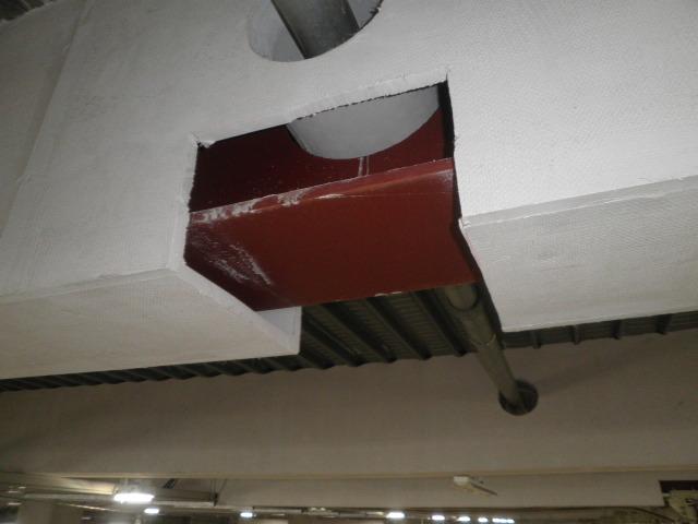 スマイルファン4基設置